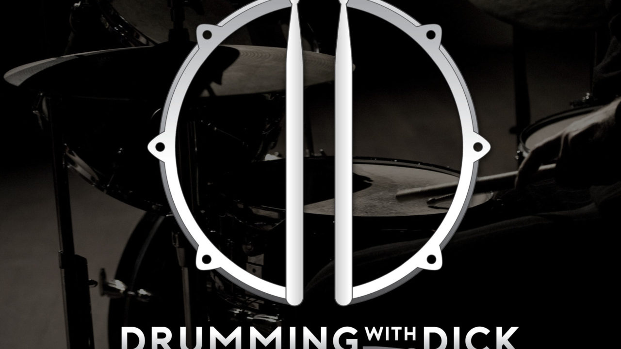 Drumming with Dick